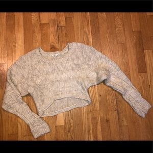 Other - 💕Cable Knit crop sweater 💕